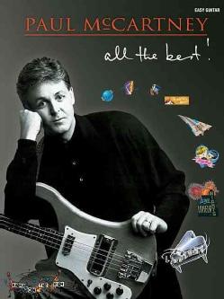 Paul Mccartney - All the Best (Paperback)