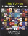 The Top 50 Sustainability Books (Paperback)