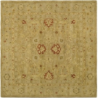 Safavieh Lyndhurst Collection Oriental Ivory Rust Rug 8