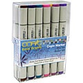 Sketch Brights Stamp Markers (Set of 12)