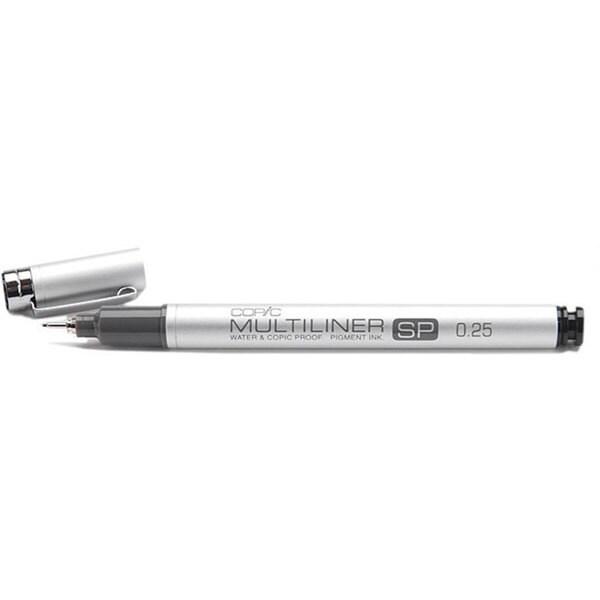 Copic Multiliner Black SP Waterproof Marker