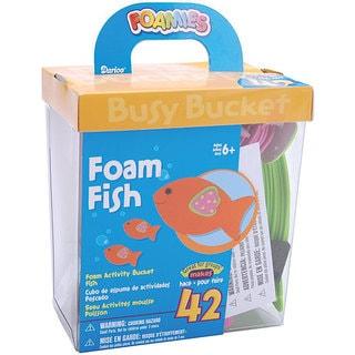 Darice 'Fish' Foamies Activity Kit (Pack of 42)