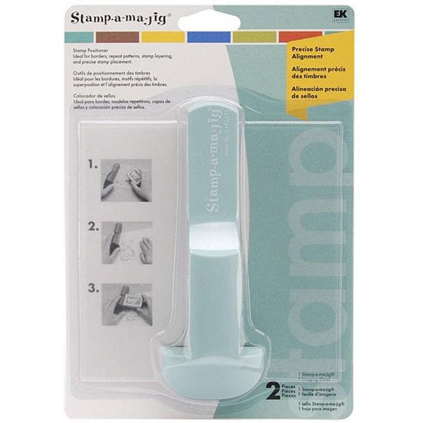 Stamp-A-Ma-Jig Stamp Positioner