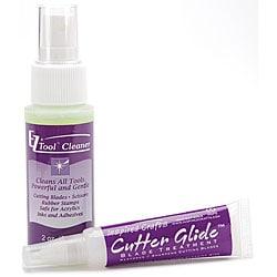 Cutter Glide Tool Treatment