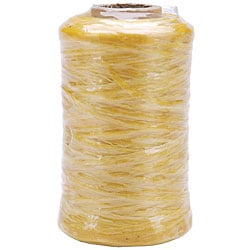 Half-pound Natural-color Artificial Sinew Spool