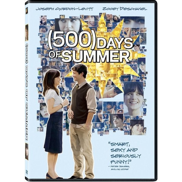 500 Days Of Summer (DVD) 5876814