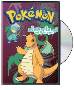 Pokemon Elements Vol 8: Dragon (DVD)