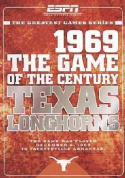 ESPN Game of The Century: Texas 1969 Championship Game (DVD)