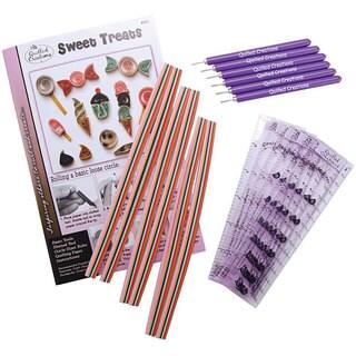 Quilling 'Sweet Treats' Class Kit