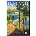 'Ireland by CIE' Canvas Art
