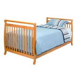 DaVinci Emily Mini Crib in Oak