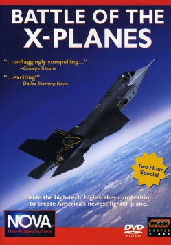Battle of the X-Planes (DVD)