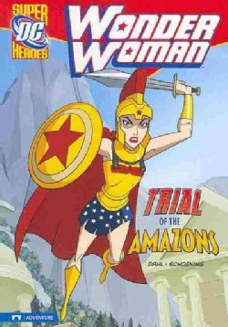 Trial of the Amazons (Paperback)