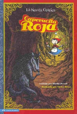 Caperucita Roja / Red Riding Hood: The Graphic Novel (Paperback)