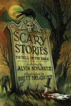 Scary Stories to Tell in the Dark (Paperback)