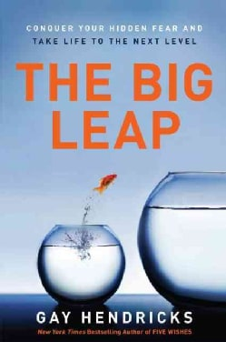 The Big Leap: Conquer Your Hidden Fear and Take Life to the Next Level (Paperback)
