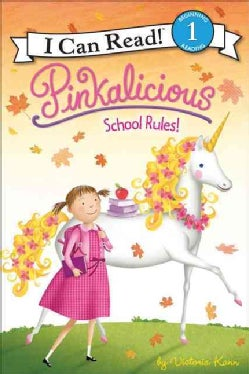 Pinkalicious: School Rules! (Hardcover)