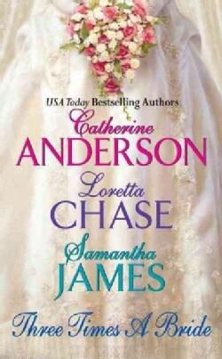 Three Times a Bride (Paperback)