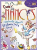 Fancy Nancy's Gloriously Gigantic Sticker-tivity Book (Paperback)