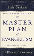 The Master Plan of Evangelism (Paperback)