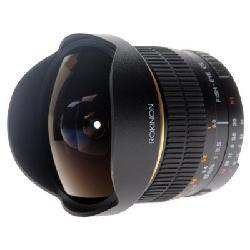 Rokinon 8mm F3.5 Ultra Wide Aspherical Fisheye Lens for Nikon
