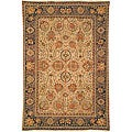 Heirloom Hand-knotted Kashan Camel Wool Rug (8' x 10')