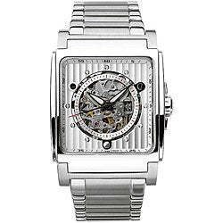 Bulova Men's Stainless Steel Automatic Watch
