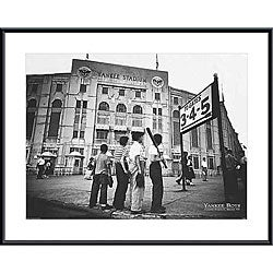 Corbis 'Yankee Boys' Metal Framed Art Print