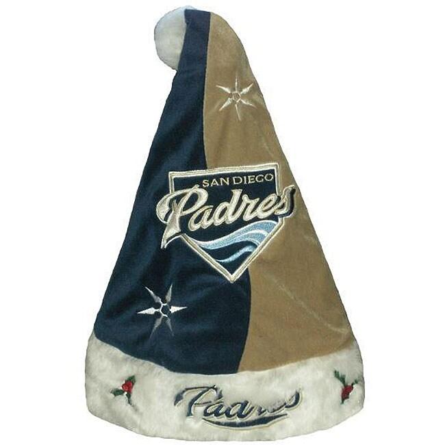 San Diego Padres Santa Hat