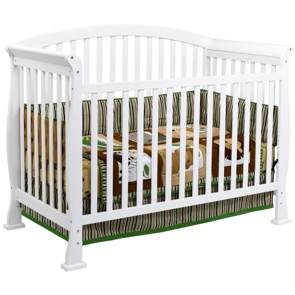 Crib Rail First Screw The Smaller Pieces Of Wood To The Crib Rail As Shown Below Make Sure To