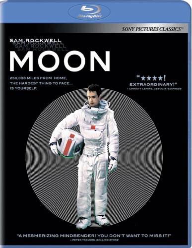 Moon (Blu-ray Disc)