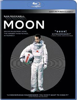 Moon (Blu-ray Disc)
