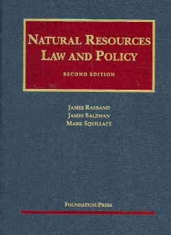 Natural Resources Law and Policy (Hardcover)