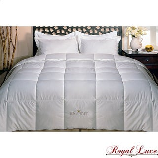 Royal Luxe  250 Thread Count Down Alternative Comforter
