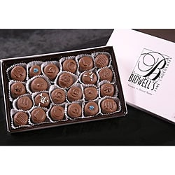 Cream-filled Chocolate 1-pound Gift Box