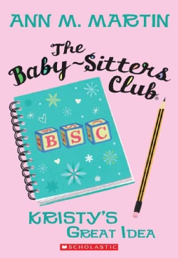Kristy's Great Idea (Paperback)