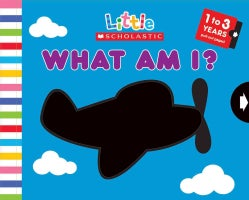 What Am I? (Novelty book)