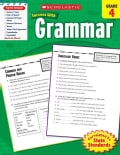 Scholastic Success With Grammar, Grade 4 (Paperback)