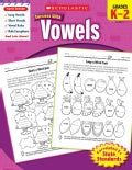 Success With Vowels: Grade K-2 (Paperback)
