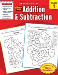 Scholastic Success With Addition & Subtraction, Grade 1 (Paperback)