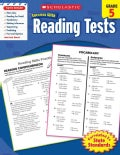 Scholastic Success With Reading Tests, Grade 5 (Paperback)