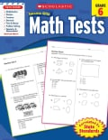 Success With Math Tests: Grade 6 (Paperback)
