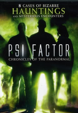 PSI Factor: Chronicles Of The Paranormal Season Three (DVD)