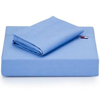 Tommy Hilfiger Nantucket Blue 4-piece Sheet Set (Full/Queen)