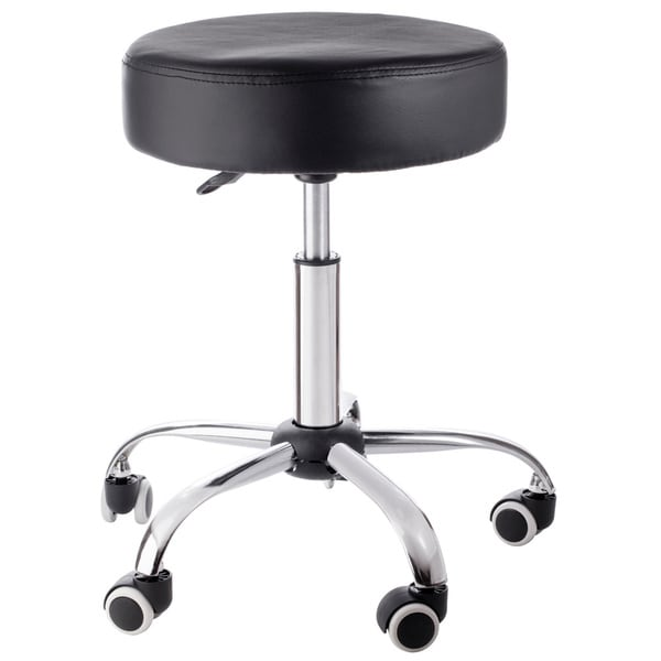 Rolling Adjustable Medical/ Massage Stool
