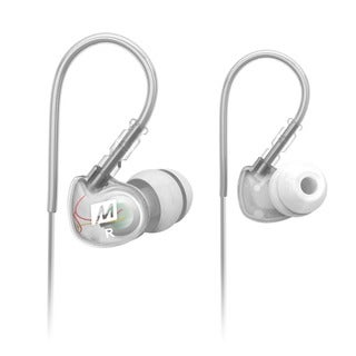 MEElectronics M6-CL Stylish Sound Isolating Sports Earphones