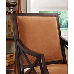 Seville Square Back Chair Brick