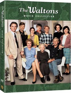 The Waltons: The Movie Collection (DVD)