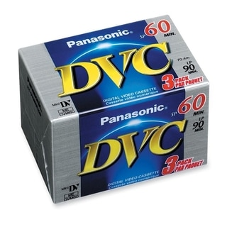 Panasonic Mini DV Cassette