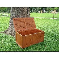Hardwood Storage Box